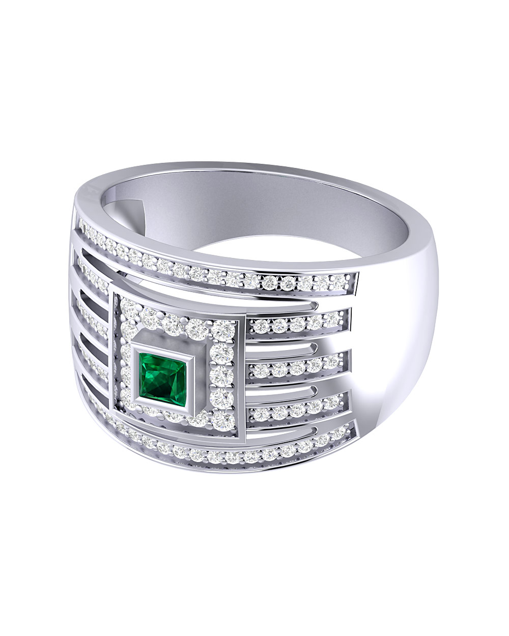 Silver rings india online