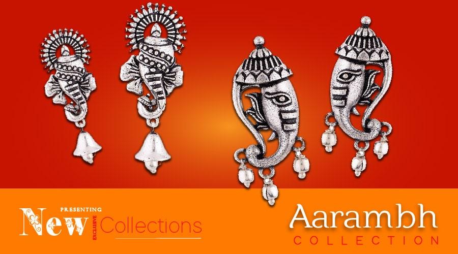 voylla.com - Aarambh Jewellery Collection starting at just ₹289