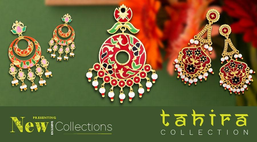 voylla.com - Tahira Jewellery Collection starting at just ₹449