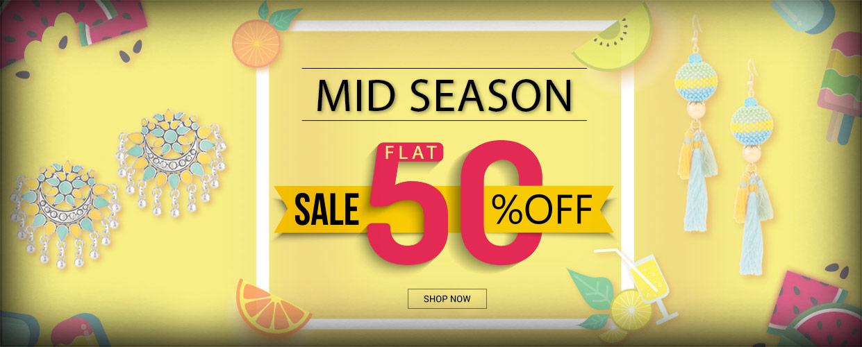 off Mid season sale