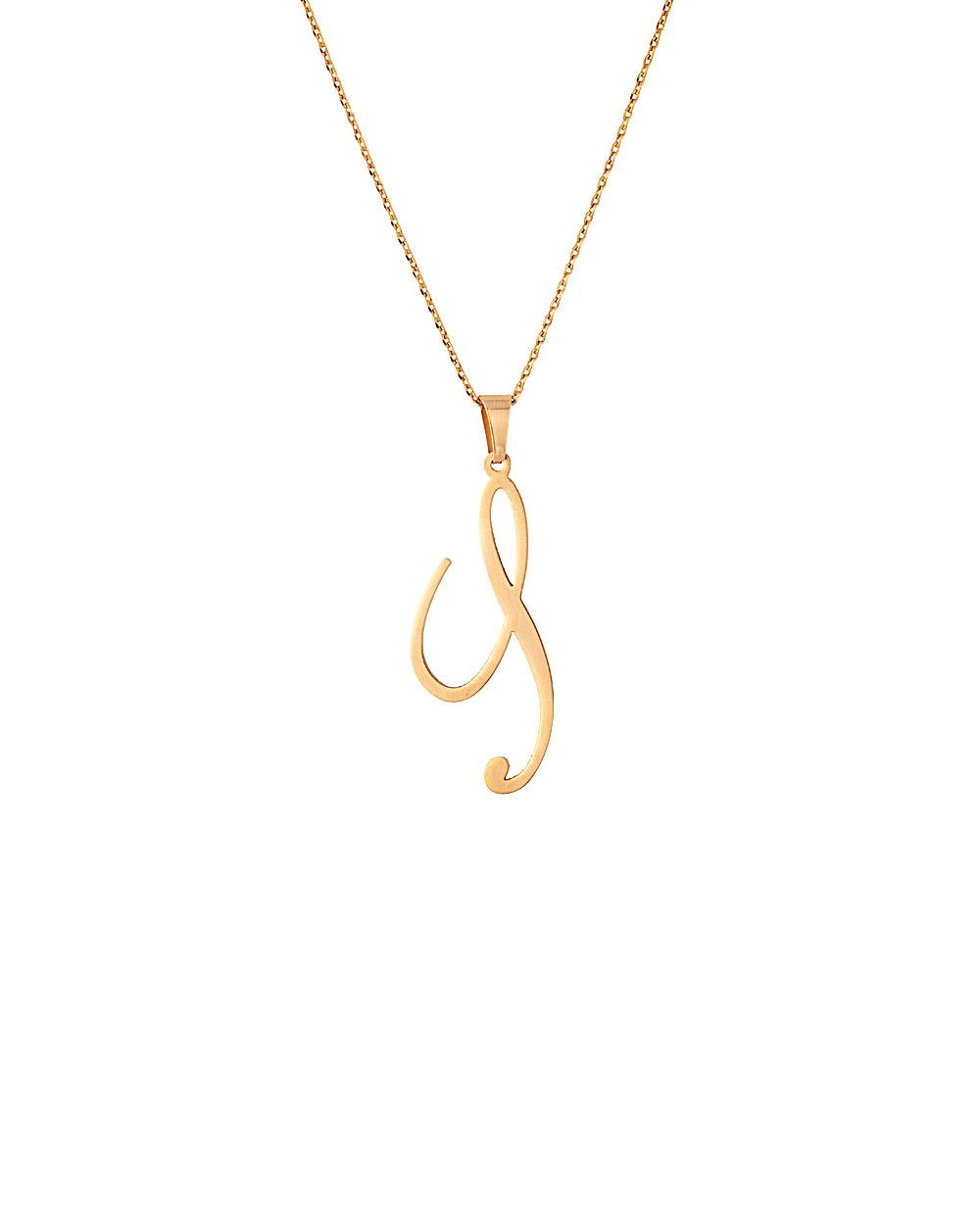 Buy stylish gold toned s shape alphabet pendant online india voylla stylish gold toned s shape alphabet pendant mozeypictures Choice Image