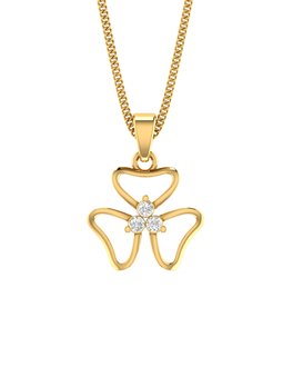 Buy yellow white rose traditional gold pendants with chain for precious pendants floral 14k gold pendant adorned with real diamonds aloadofball