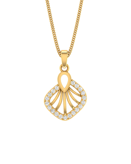 Buy yellow white rose traditional gold pendants with chain for precious pendants 14k gold real diamonds embellished without chain aloadofball Images