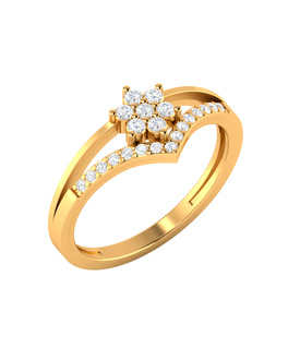 Real Diamond Ring Design