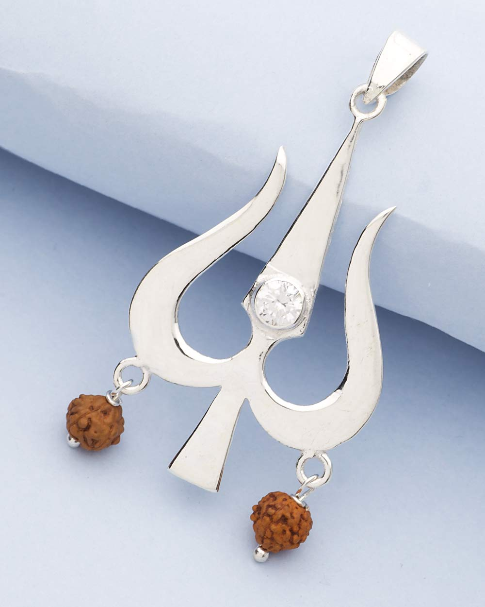 Buy 925 sterling silver trishul pendant online india voylla 925 sterling silver trishul pendant aloadofball Choice Image