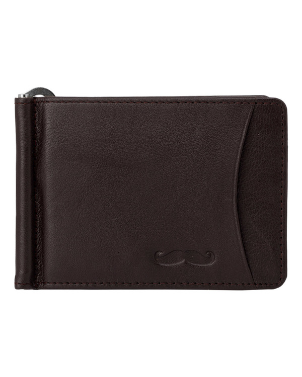 Black PU Leather Wallet For Men From Dare by Voylla