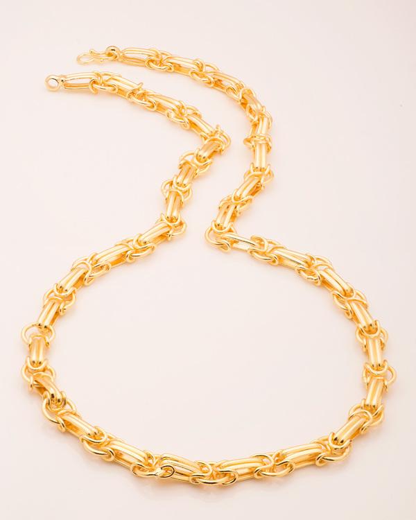 5f5c913063b45 Classic Twisted Singapore Link Men's Chain
