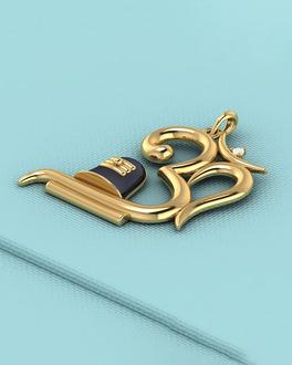 Buy mens silver pendant oxidised starling silver pendant for men gold plated om shivaling pendant aloadofball Images