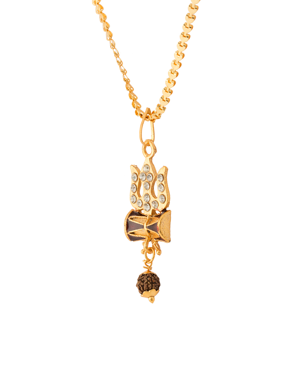 Buy designer pendant with chain combo for men online india voylla mozeypictures Gallery