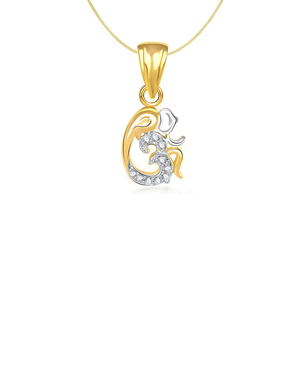 Buy designer mens pendants designer real diamond sterling silver om designer real diamond sterling silver om ganesh pendant with chain mozeypictures Gallery