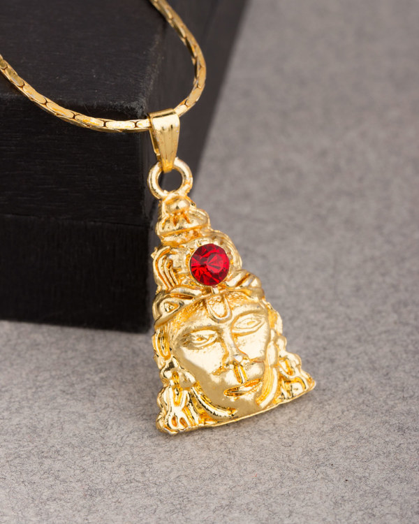 Buy designer mens pendants gold toned religious lord hanuman pendant gold toned religious lord hanuman pendant aloadofball Image collections