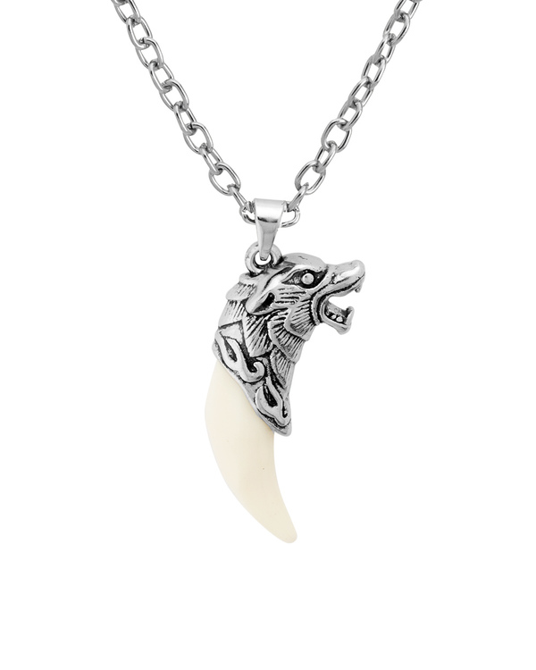 Buy designer mens pendants oxidized silver plated fox claw pendant oxidized silver plated fox claw pendant aloadofball Gallery