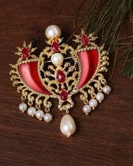 3f3317414302f Buy Groom Jewellery, Sherwani Accessories - VOYLLA Online