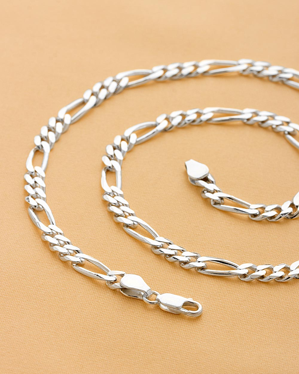 Buy Sterling Silver Chain Featuring Refined \'N\' Savvy Design ...