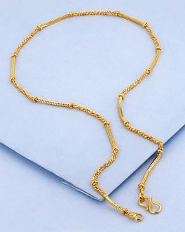 84730db8ba714 Classic Twisted Singapore Link Men's Chain | VOYLLA Fashions