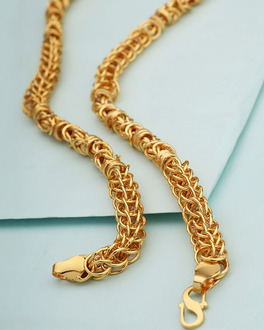2b89f4d16e1a2 Buy Mens Chains - Silver, Gold Plated, Cheap Chains for Men Online ...