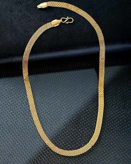 c9906396abfbd Buy Mens Chains Long - Silver, Gold Plated, Long Chains for Men ...