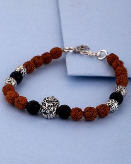 eb1145626c0e1 Mens Bracelets Online - Shop Leather Bracelets, Silver, Designer ...